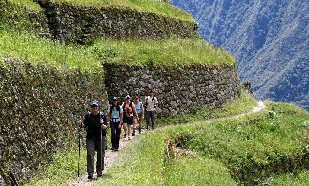 The Easier Inca Trail to Machu Picchu
