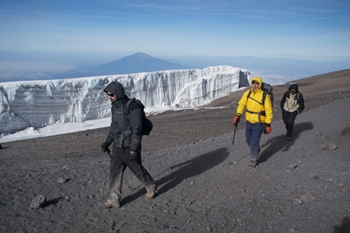 Mount Kilimanjaro: Six Days of Wonderful Trekking …