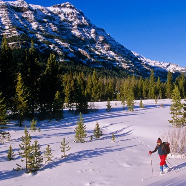 Yellowstone Winter Adventure Featured in Shape Magazine