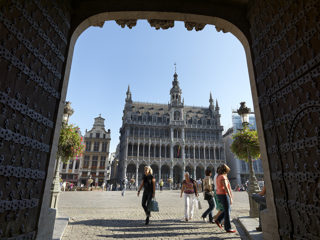 Calling Brussels: A Clever Campaign To Help Ease Travelers' Minds