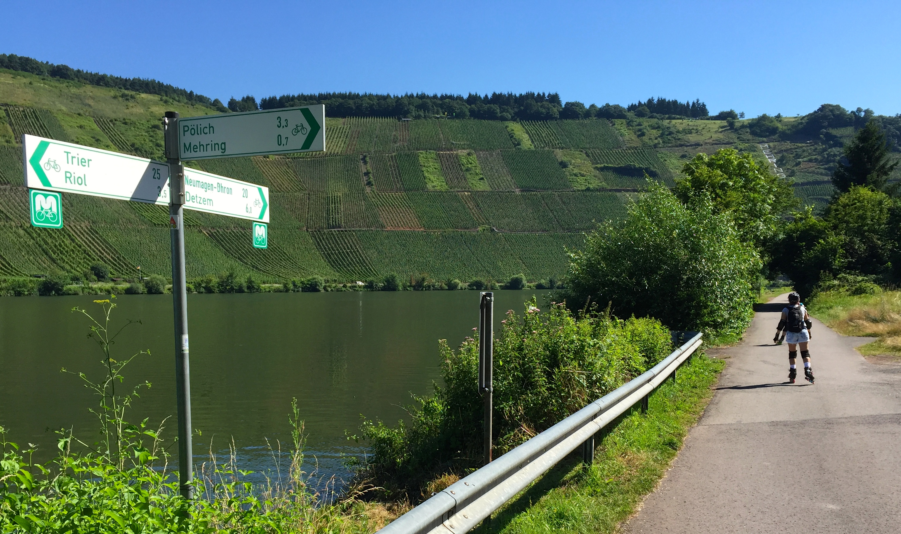 Mosel Valley is a World Class Skate Tour Destination