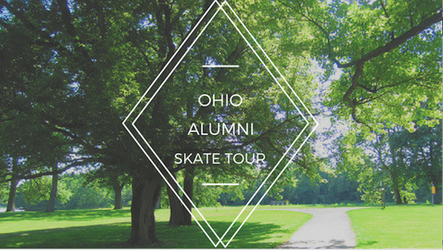 Ohio Inline Skating Tour: New Alumni Tour to Celebrate Zephyr's 20th Anniversary