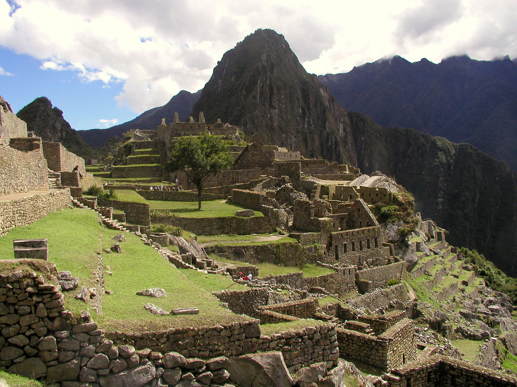 Take it easy! Lightening the Load of the Inca Trail Trek