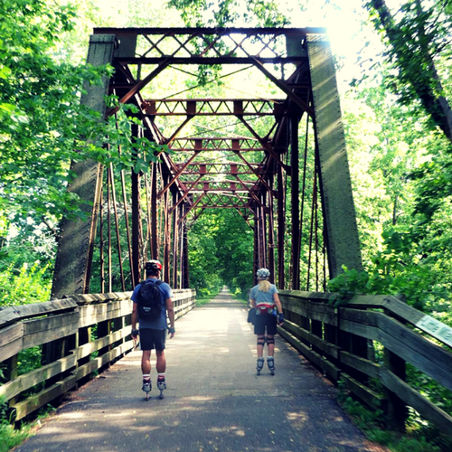 The Best Paved Trails In The World Are In … Ohio