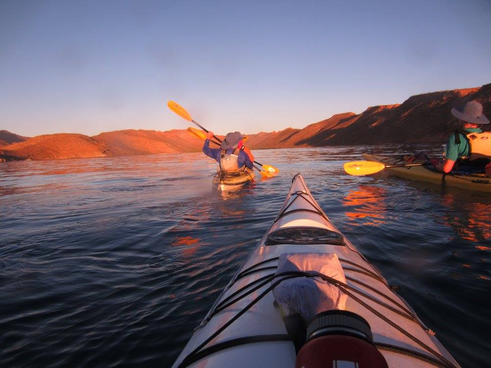 In the Words of Alumni: Baja Kayaking Tour Review