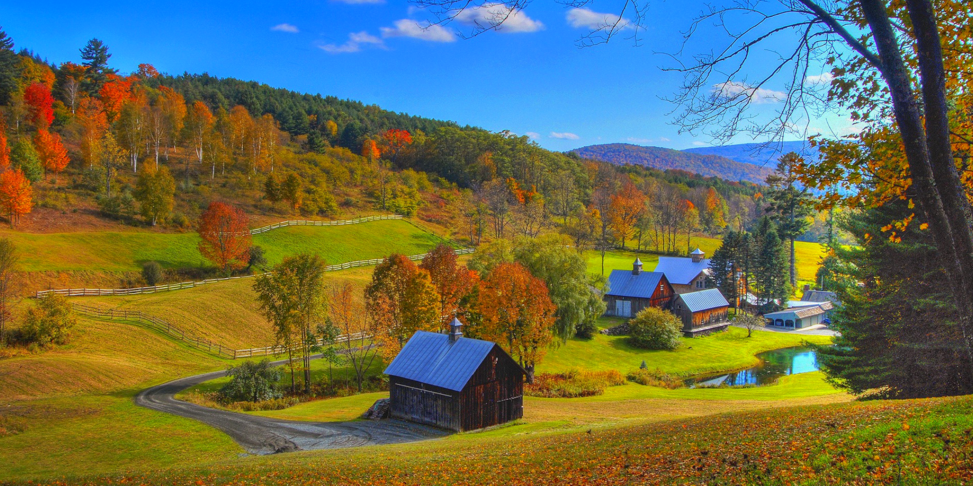 Vermont Getaways in 2021
