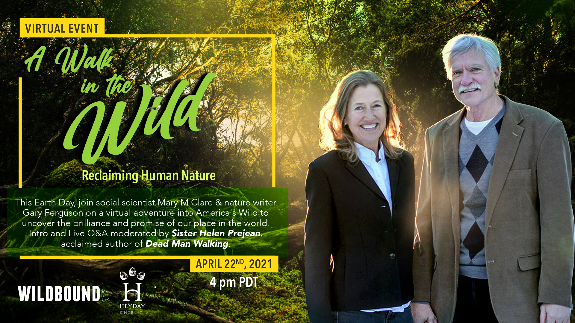 Walk in the Wild: Reclaiming Human Nature